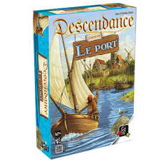 Descendance extension Le port