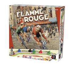 Flamme Rouge DISPO AVRIL