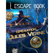 ESCAPE BOOK  Jules Verne