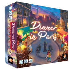 Dinner in Paris BOX