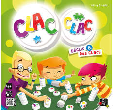 Clac Clac Jeux star ! Gigamic
