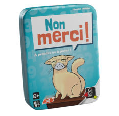 Non merci box left