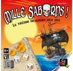 Mille Sabords Jeux star ! Gigamic