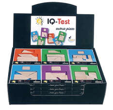 IQ-test Tangrams assortiment