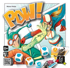 POW ! Jeux d'ambiance Gigamic