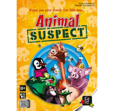 Animal suspect ! Jeux de communication Gigamic