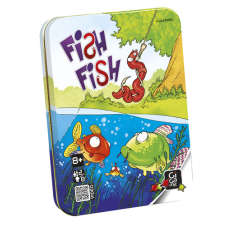 Fish Fish Jeux junior & famille Gigamic