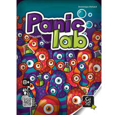 Panic Lab Jeux d'ambiance Gigamic