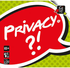 Privacy Jeux d'ambiance Gigamic
