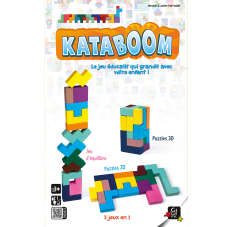 Kataboom facing
