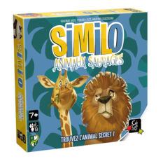Similo Animaux Sauvages BOX