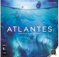 Atlantes facing