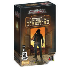 Mystery House 3 - Retour à Tombstone