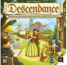 Descendance Jeux star ! Gigamic