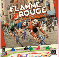 Facing de flamme rouge