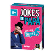 Jokes de Papa ! Version sucrée