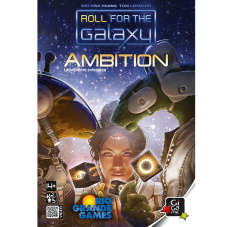 jeux de société Ambition - extension Roll for the Galaxy Jeux de réflexion Gigamic