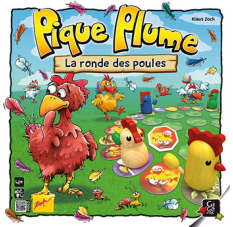 Pique plume Jeux star ! Gigamic