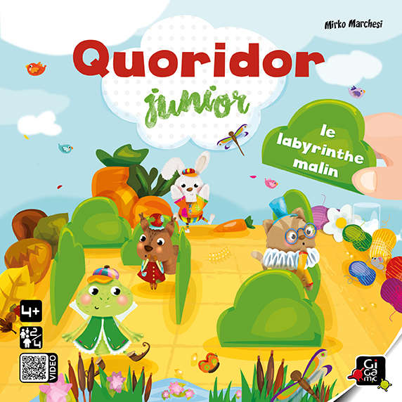 couverture quoridor junior
