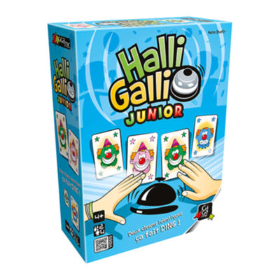 Halli Galli Junior Jeux de rapidité Gigamic