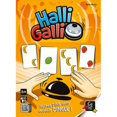 Halli Galli Jeux star ! Gigamic