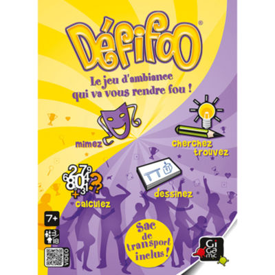 Défifoo Jeux star ! Gigamic