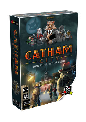 catham box