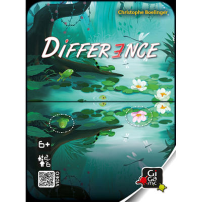 Difference Jeux star ! Gigamic