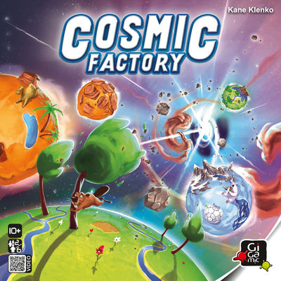 cosmic factory couv