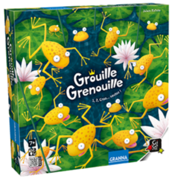Grouille Grenouille  Gigamic