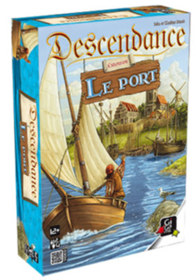 Descendance extension Le port  Gigamic