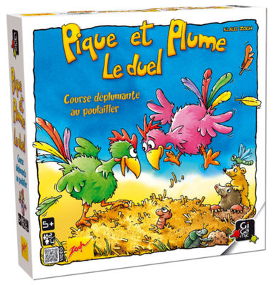 Pique & Plume: le duel  Gigamic