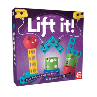 Lift It  Gigamic