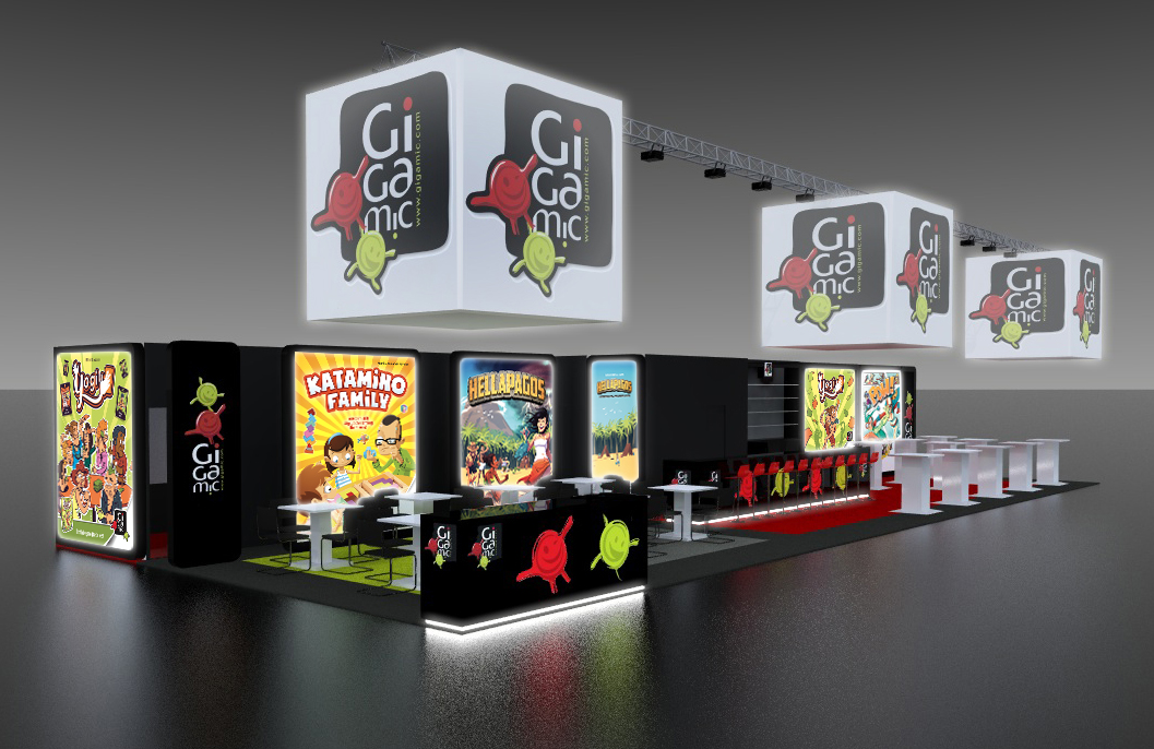 essen stand gigamic