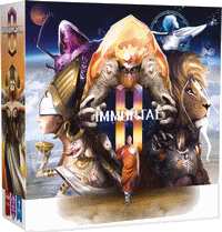 Immortal 8 - Jeu de société Sorry We are French & Gigamic