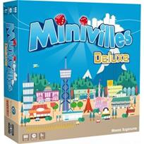 Minivilles deluxe - Jeu de société Sorry We are French & Gigamic