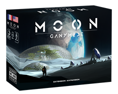 Moon extention Ganymede - Jeu de société Sorry We are French & Gigamic