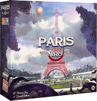Paris 1889 - Jeu de société Sorry We are French & Gigamic