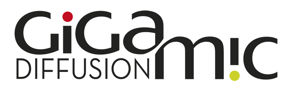 logo gigamic diffusion