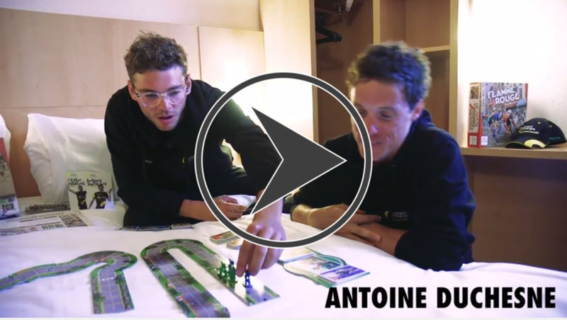 flamme rouge direct energie video