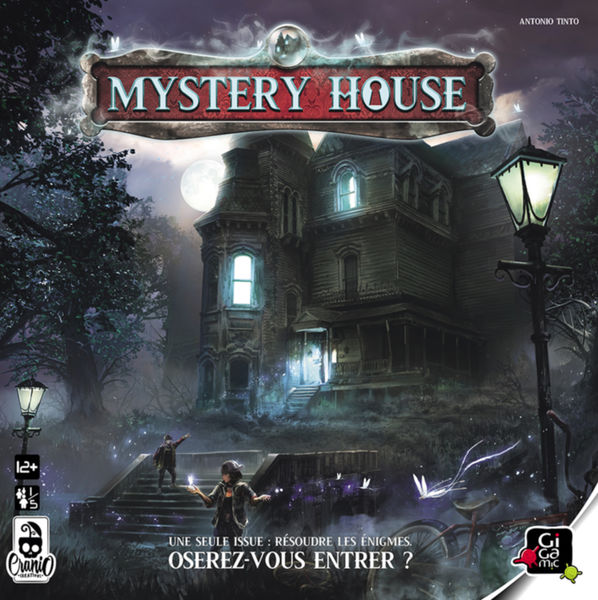 Mystery House facing