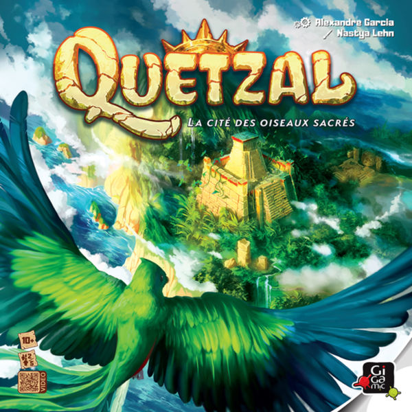 Quetzal facing