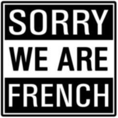 "Bienvenue à l'éditeur ""Sorry We Are French"""